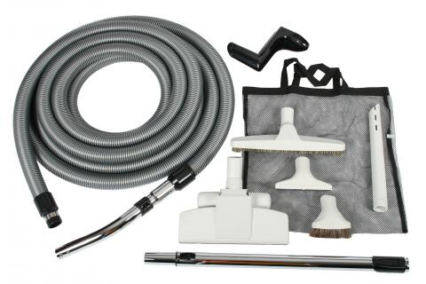 revised standard vacuum kit with single wand